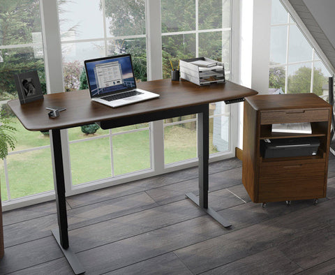 Sola 6853 Lift Standing Desk - BDI