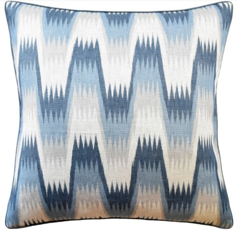 Stockholm Chevron Pillow - Ryan Studio