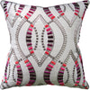 Sydon Pillow 22x22, Magenta - Ryan Studio