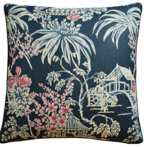 Tongli Print Pillow - Ryan Studio