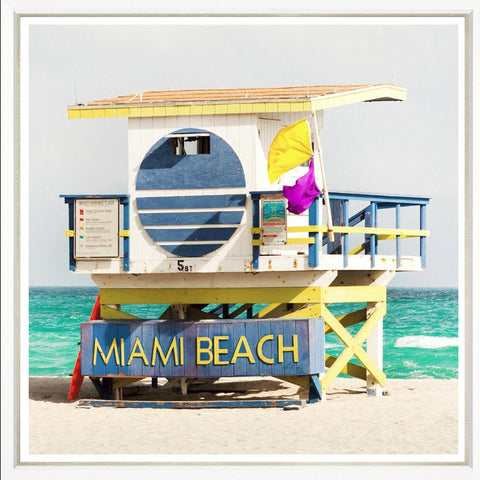 Miami Beach Lifeguard Towers 5