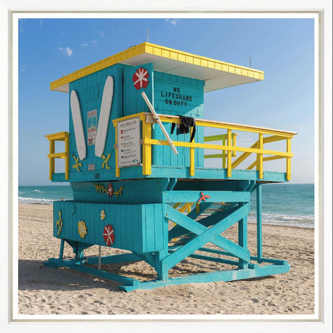 Miami Beach Lifeguard Towers 6 - Trowbridge