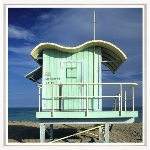 Miami Beach Lifeguard Towers 7 - Trowbridge