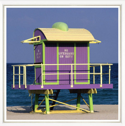 Miami Beach Lifeguard Towers 9 - Trowbridge