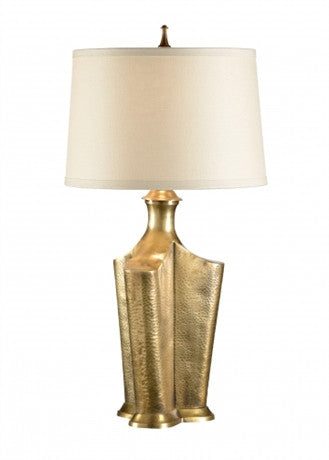 Triangular Urn Lamp - Wildwood Lamps & Accents