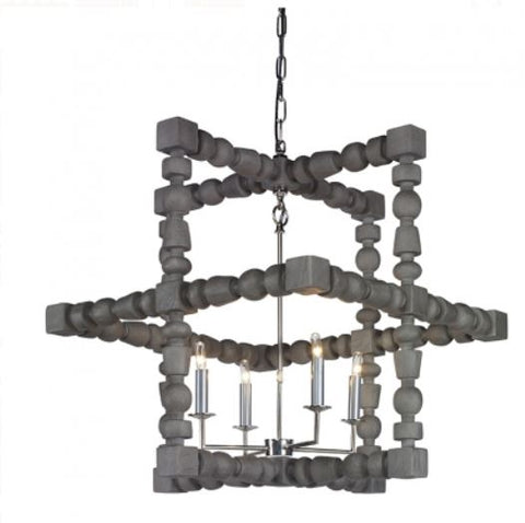 St. Tropez Large Chandelier - Mr. Brown London