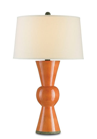 Upbeat Table Lamp - Currey & Company