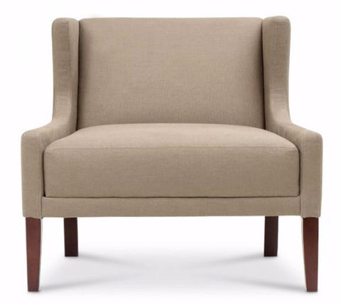 Upholstery Slipper Chair - Bolier & Company