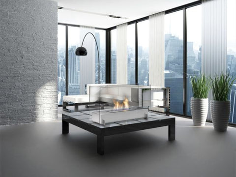 Vision I - Stainless Steel - Eco Feu