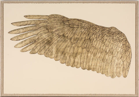 Wings Of Love, Goldleaf Left - Natural Curiosities