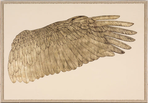 Wings Of Love, Goldleaf Right - Natural Curiosities
