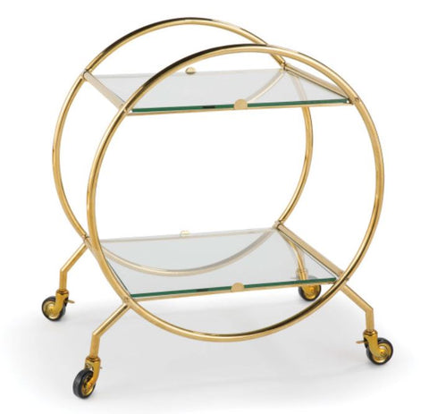 Whiskey Bar Cart - Regina Andrew