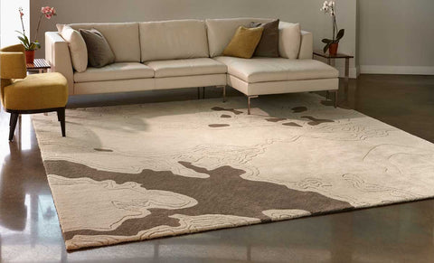 Contemporary Area Rugs Modern Designs Luxe Home
