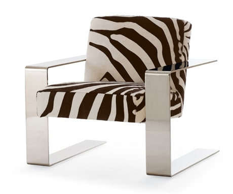 Connor Hair on Hide Chair - Bernhardt Interiors
