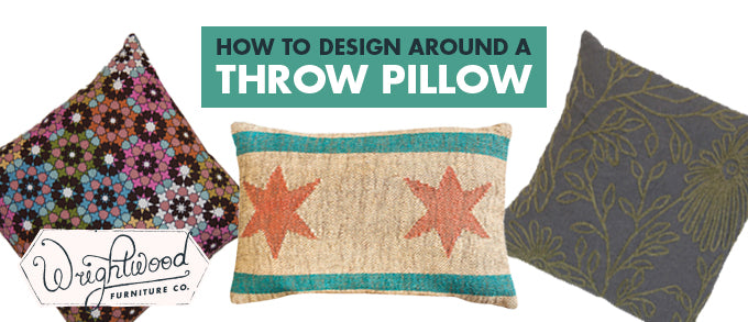 Throw Pillow Design