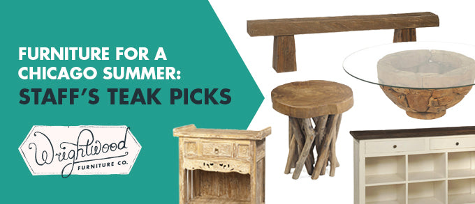 Staff's Teak Picks