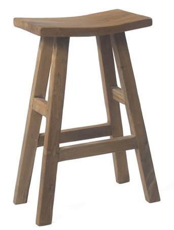 Rowan Bar Stool, Natural