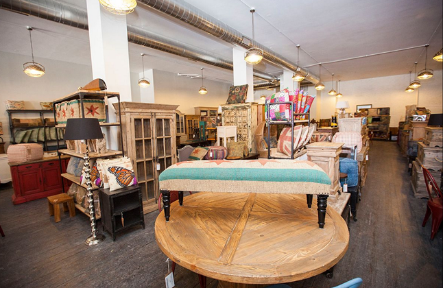 Wicker Park Chicago Furniture Store