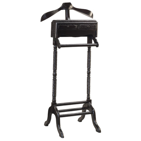 Javall Valet Stand, Espresso
