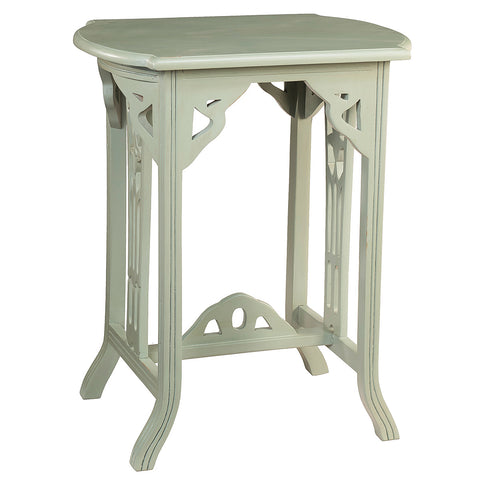 Merapi Table, Slate Blue