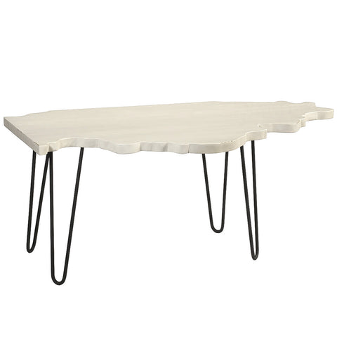 Illinois Coffee Table, Cloud White