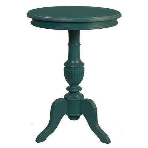 Binjai Round Table, Ocean Green