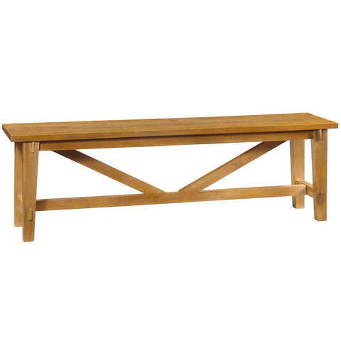 Rustic Bench, Rustic Honey