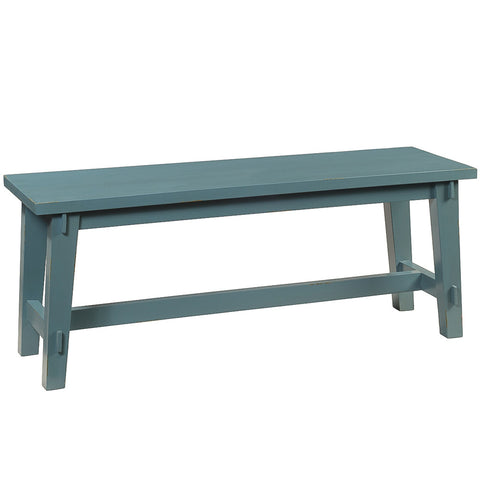 Trenon Bench, Teal