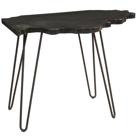 Illinois End Table, Black