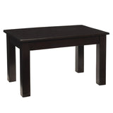 Kendari Coffee Table, Espresso