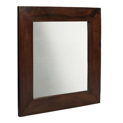Mera Mirror, Light Mahogany