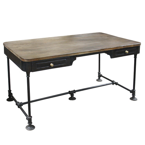 Monel Wooden Desk