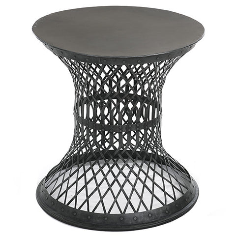Bunana Metal Weave Table