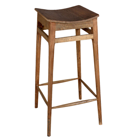 "Mod Bar Stool 30"", Natural"