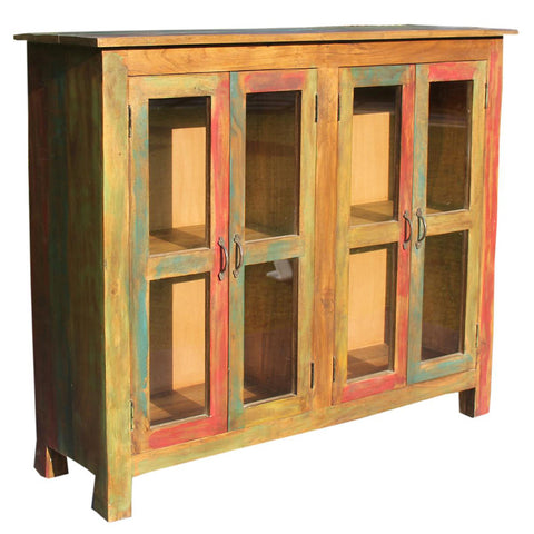 Large Door Buffet, Color Block