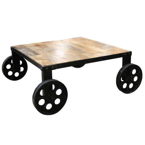 Clarendon Industrial Coffee Table