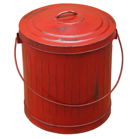 Logan Dustbin, Red