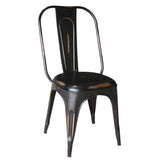 Iron Chair, Industrial Black