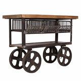 Elinvar Industrial Trolley