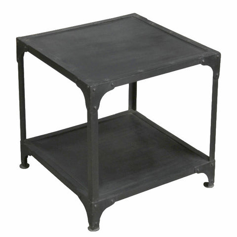 Grove Iron Side Table