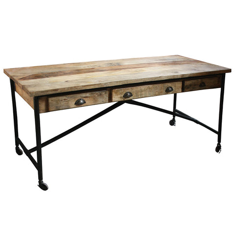 Zambrano Desk, Dining Table