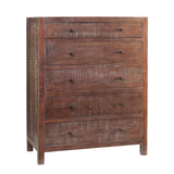 Elizabeth Chest, Dark Gray Wash