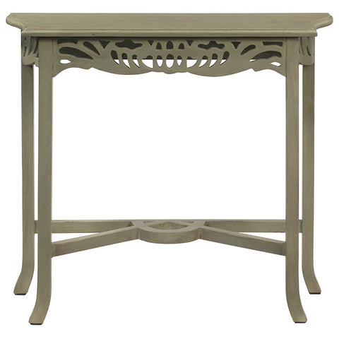 Asmara Table, Laurel Green