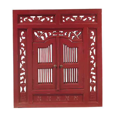 Ruji Mirror, Ruby Red