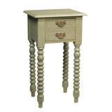 Batam Accent Table, Green Bay