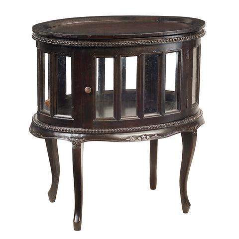 Medan Tea Table, Walnut