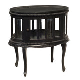 Medan Tea Table, Black