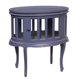 Medan Tea Table, Lavender Violet
