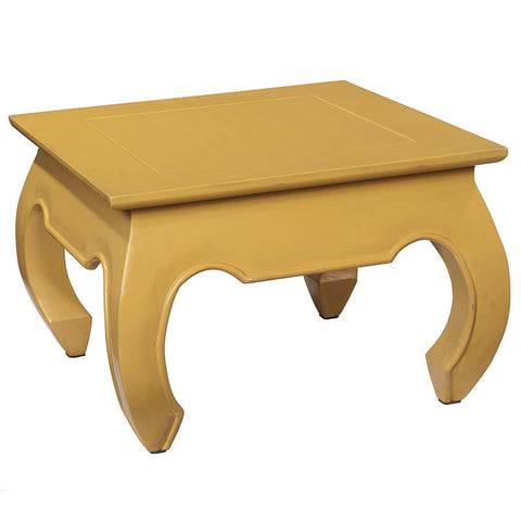 Cire Opium Coffee Table, Sunset Gold