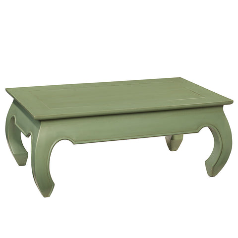 Samar Opium Coffee Table, Green Bay